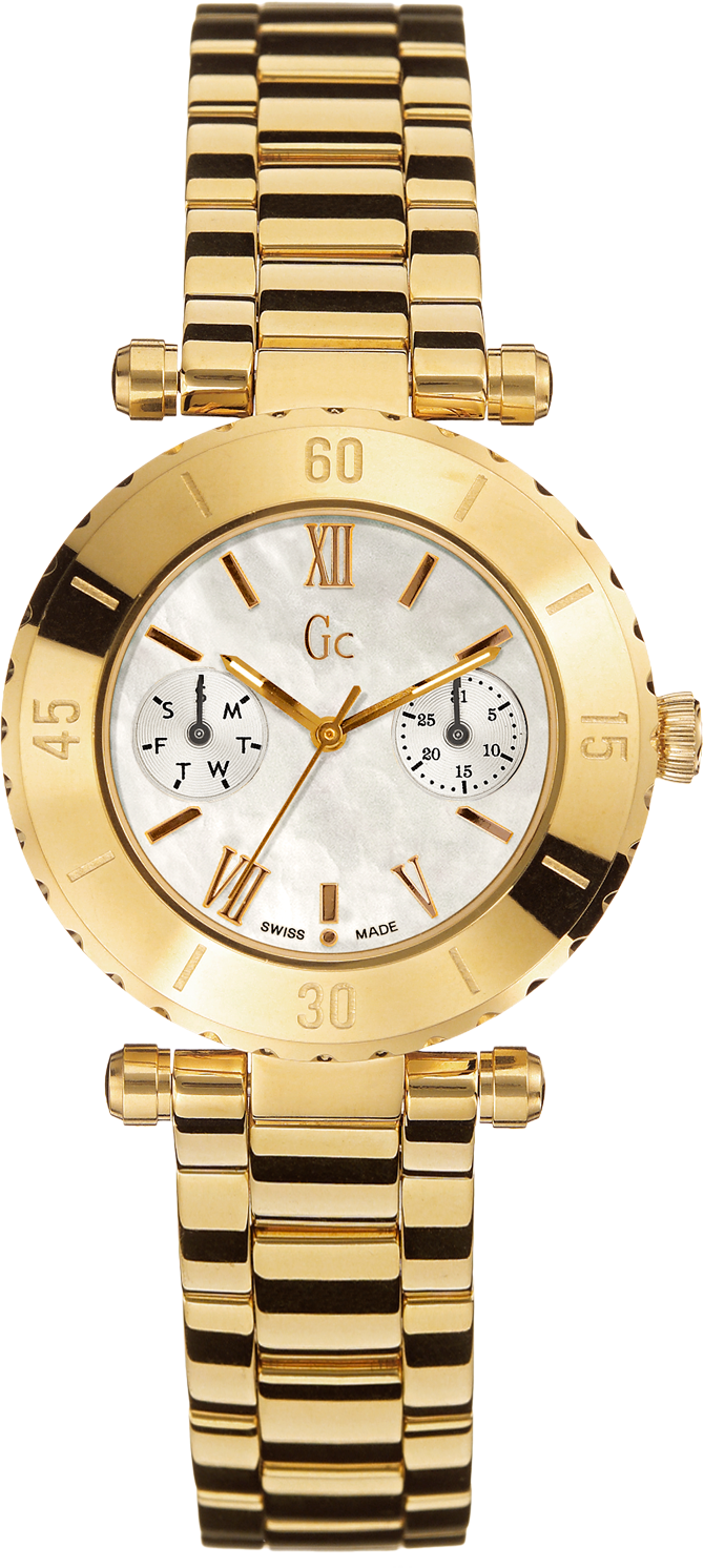 Guess Gc Diver Chic Collection Women's Watc, 34mm