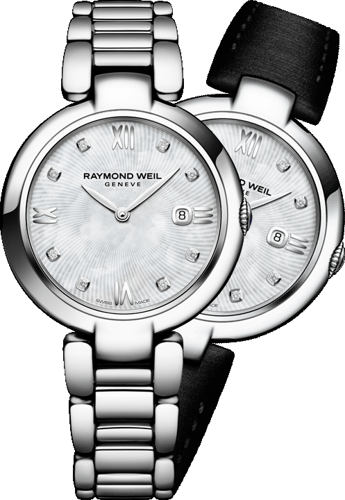 Raymond Weil Shine 8 Diamond Watch 32mm