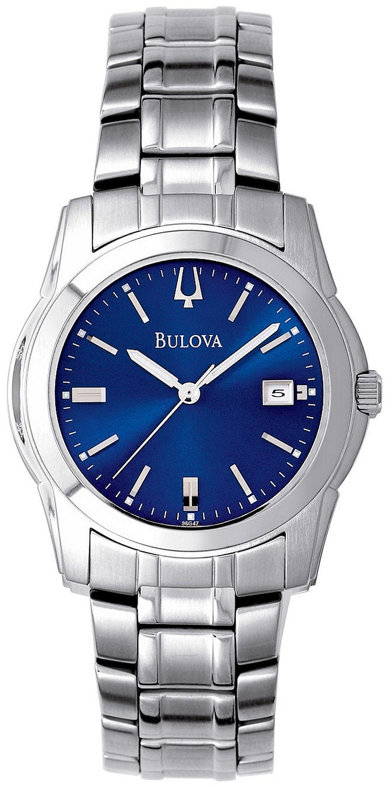 Bulova Men's Stainless Watch 40mm