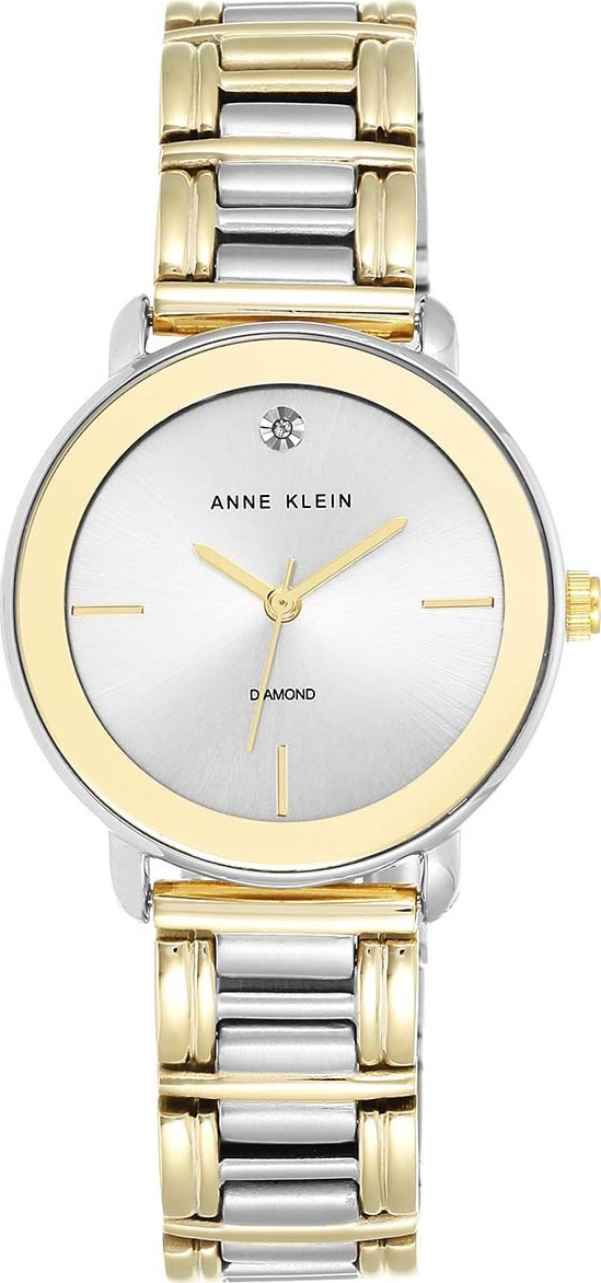 Anne Klein Women's Diamond-Accented Watch 32mm