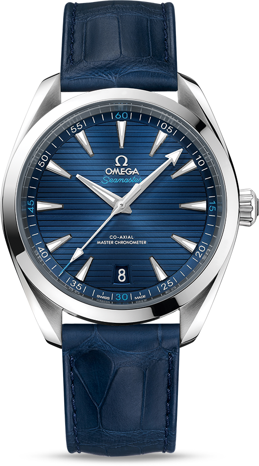 AQUA TERRA 220.13.41.21.03.001 CHRONOMETER 41MM
