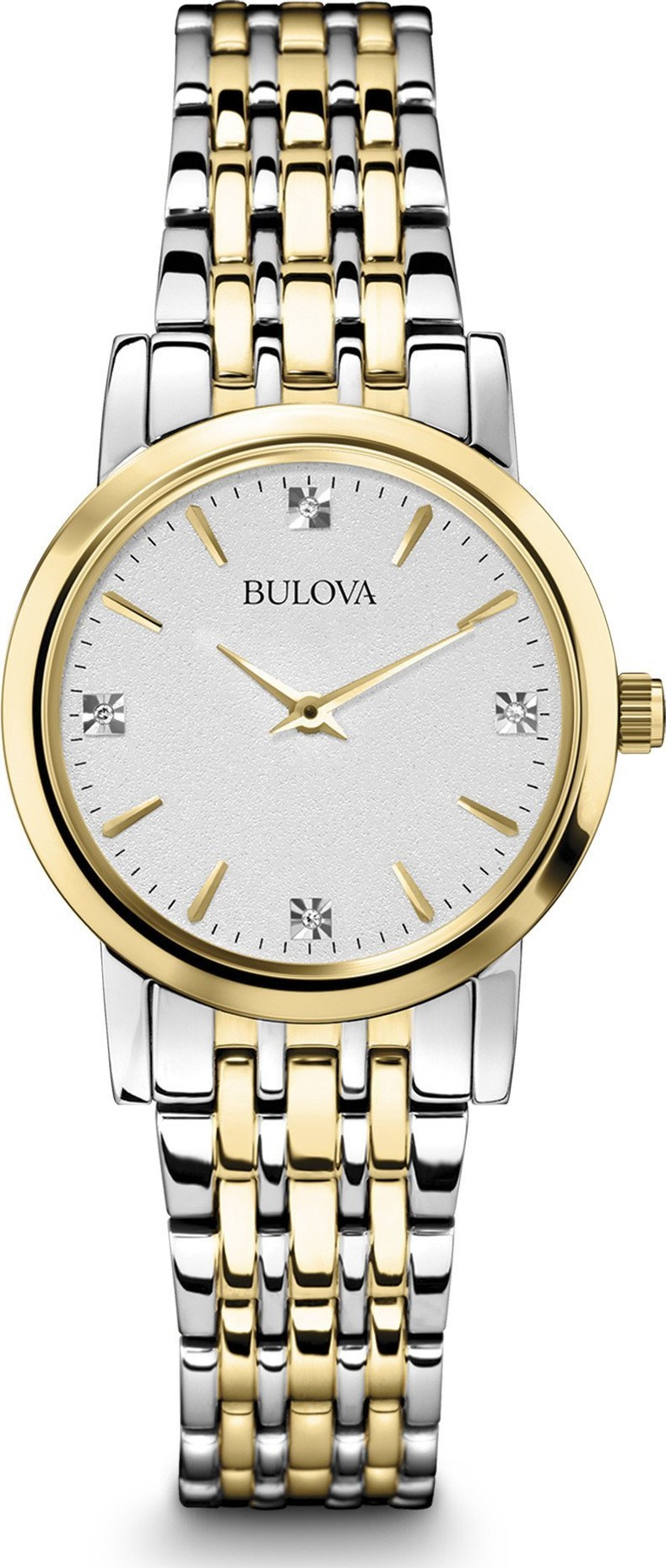 Bulova Classic Diamond Women's Watch 30mm