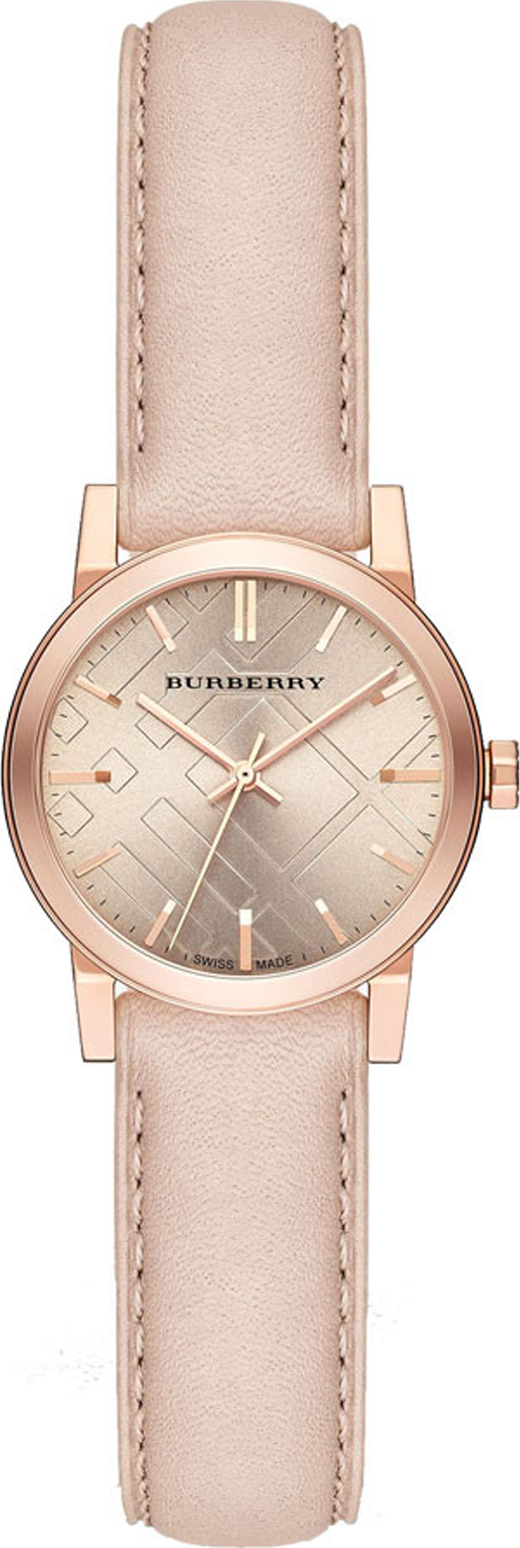 Burberry Women's Heritage Ladies - Beige watch 26mm