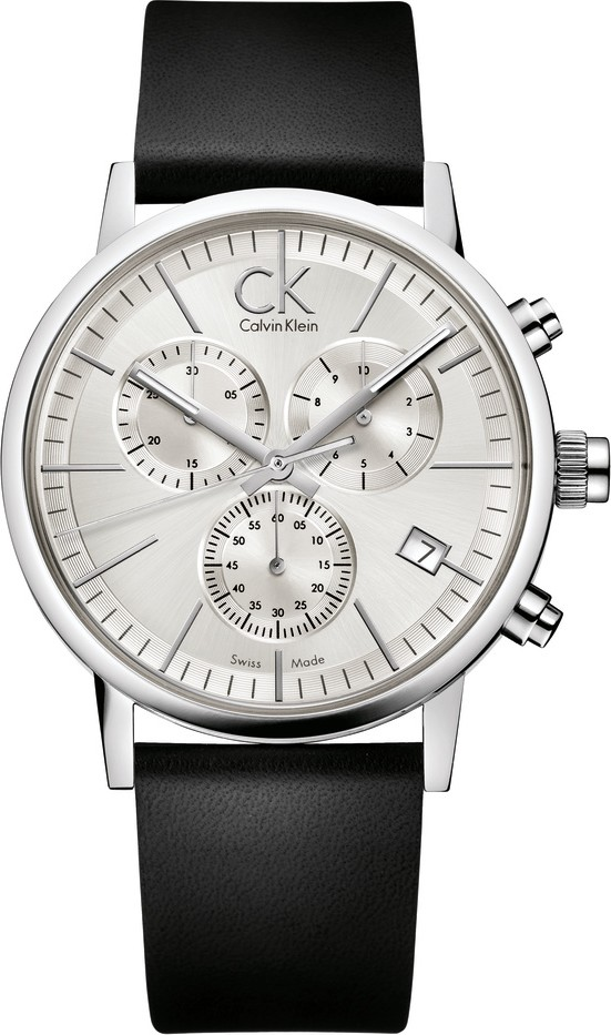 Calvin Klein Men's Post Minimal Chronograph Watch 42mm