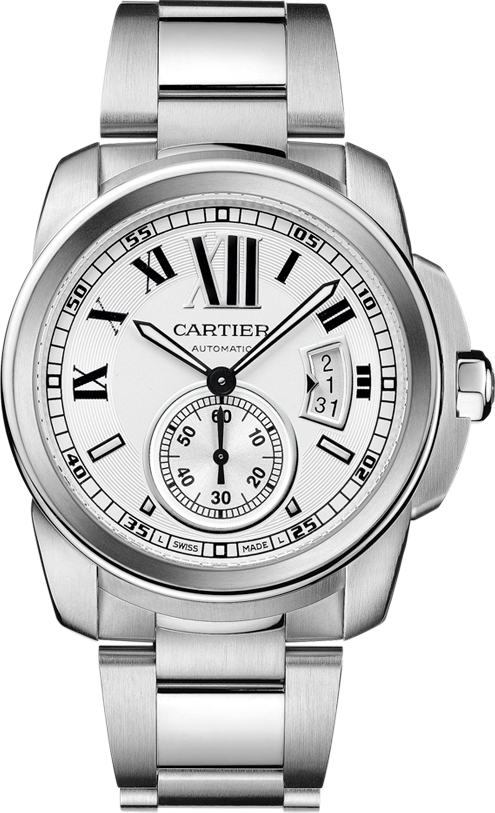 CARTIER W7100015 Calibre de Cartier Auto Watch 42mm