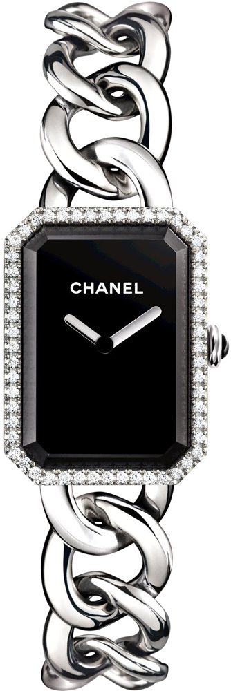 Chanel h3254 Ladies Stainless Steel Polished 20mm X 28mm