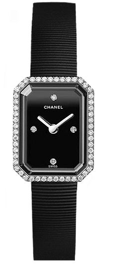 Chanel Ladies Stainless Steel Premiere 19.5mm X 15mm
