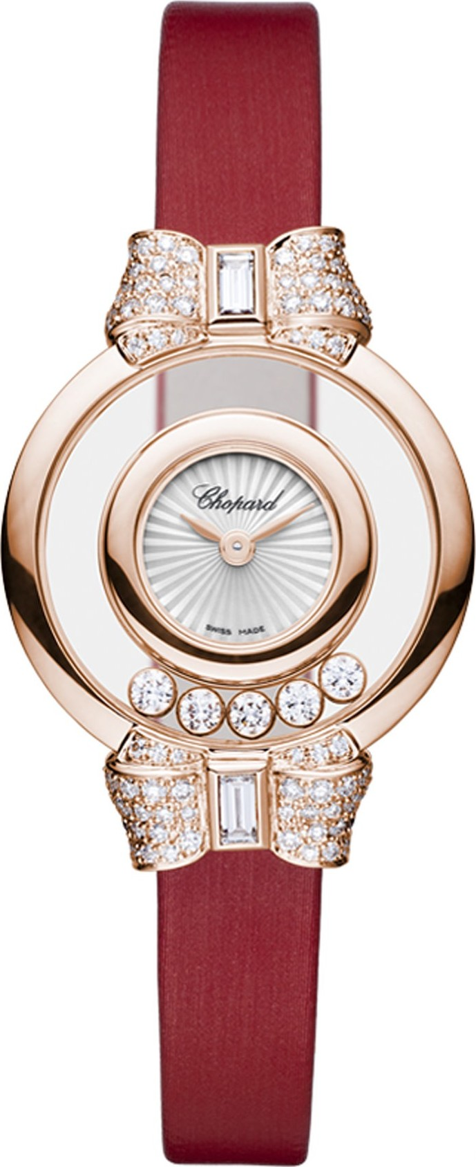 Chopard Happy Diamonds Icons Watch 25.8mm
