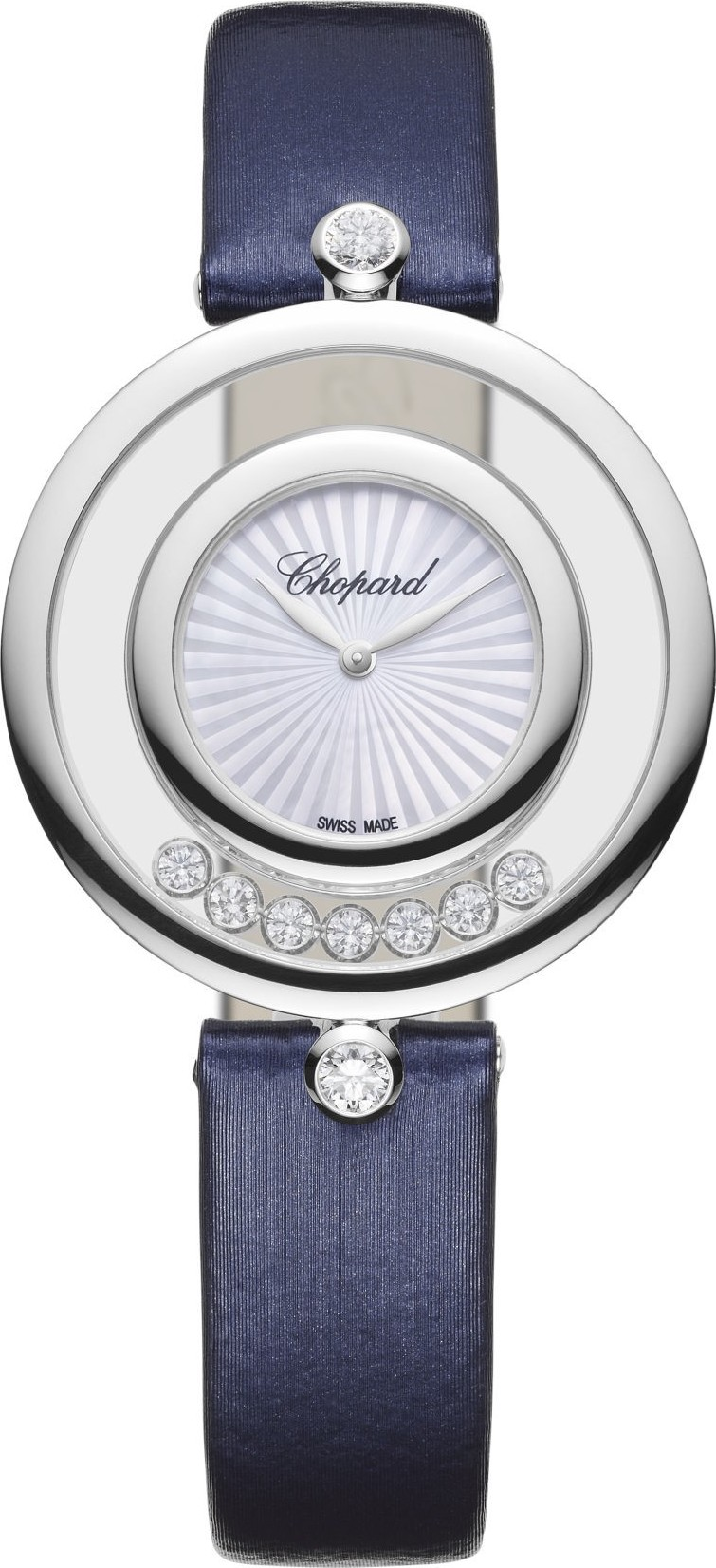 Chopard 209426-1001 Happy Diamonds Watch 32mm