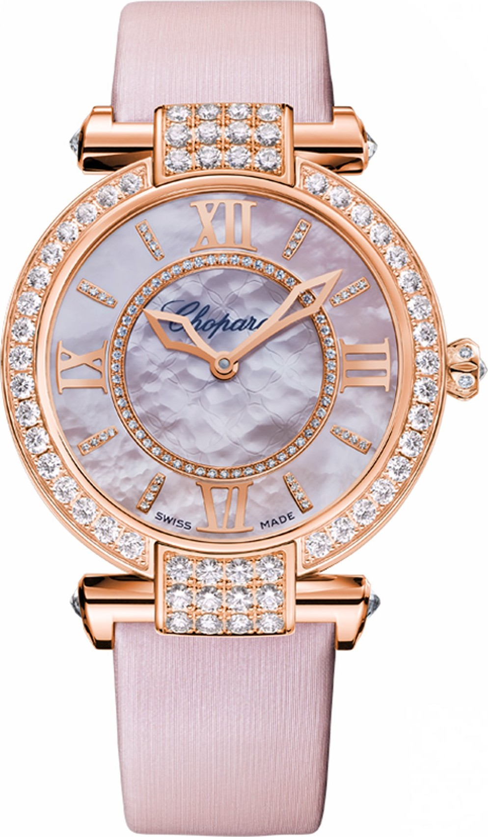 CHOPARD Imperiale Mother-of-Pearl Watch 36mm