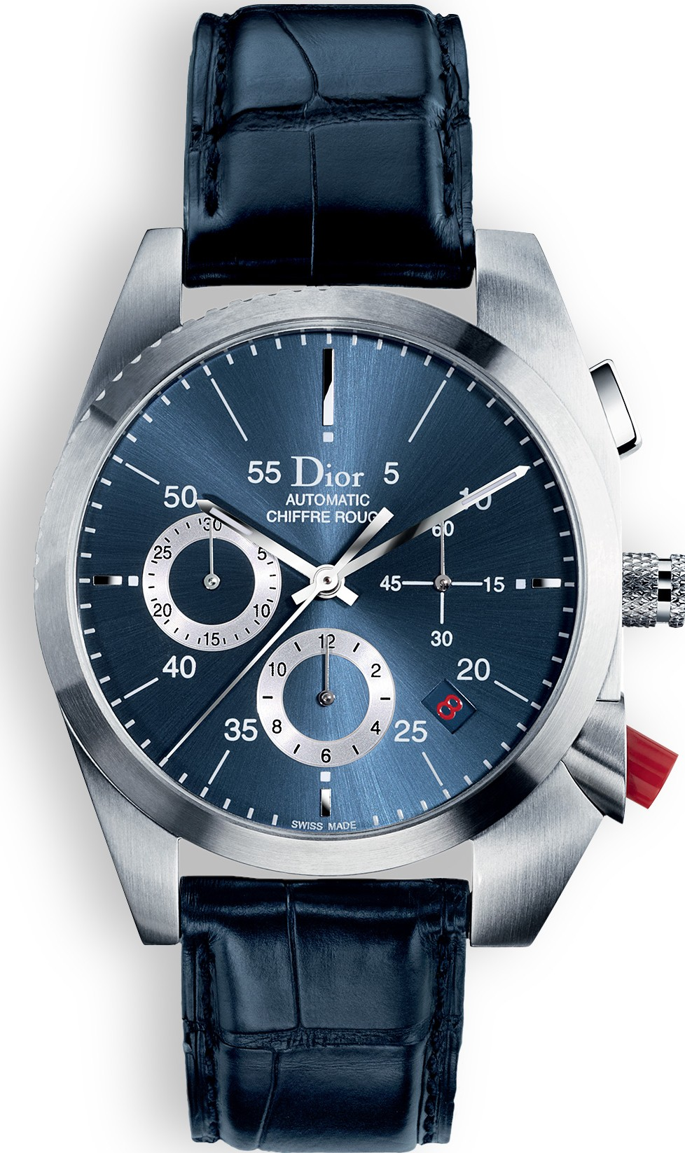 Dior Chiffre Rouge CD084610A002 Limited Edition 38mm