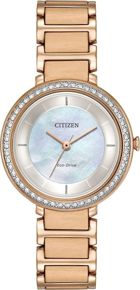 Citizen Silhouette Crystal Jewelry Watch 30mm