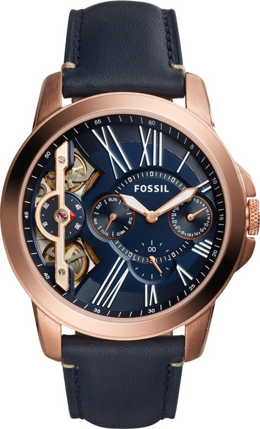 FOSSIL Grant Chronograph Automatic Watch 44mm