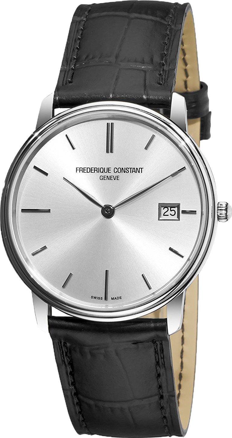 Frederique Constant Slimline FC-220NS4S6 Watch 37mm