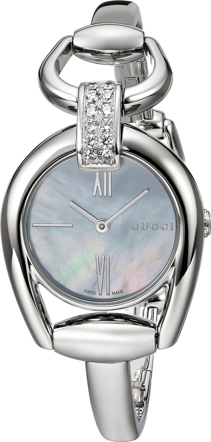Gucci Horsebit Collection Diamond Watch 28mm