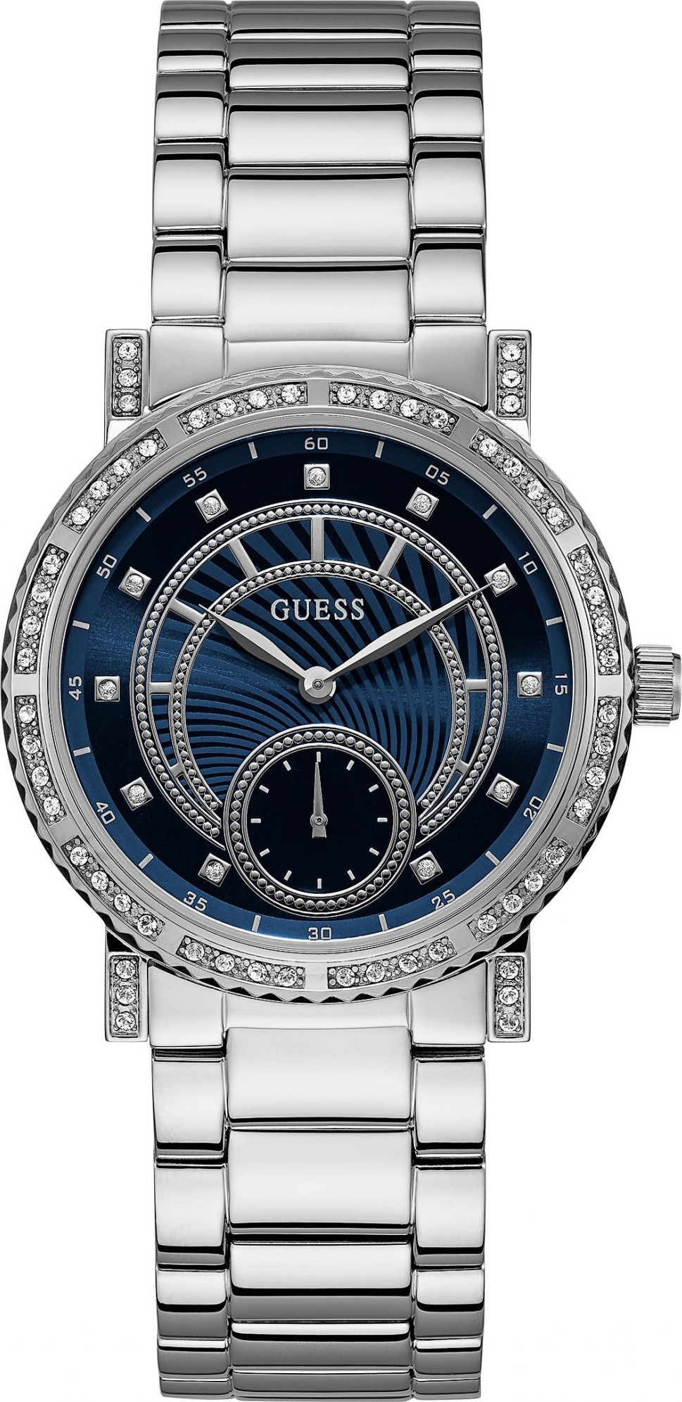 GUESS Stainless Steel Bracelet Watch 38mm