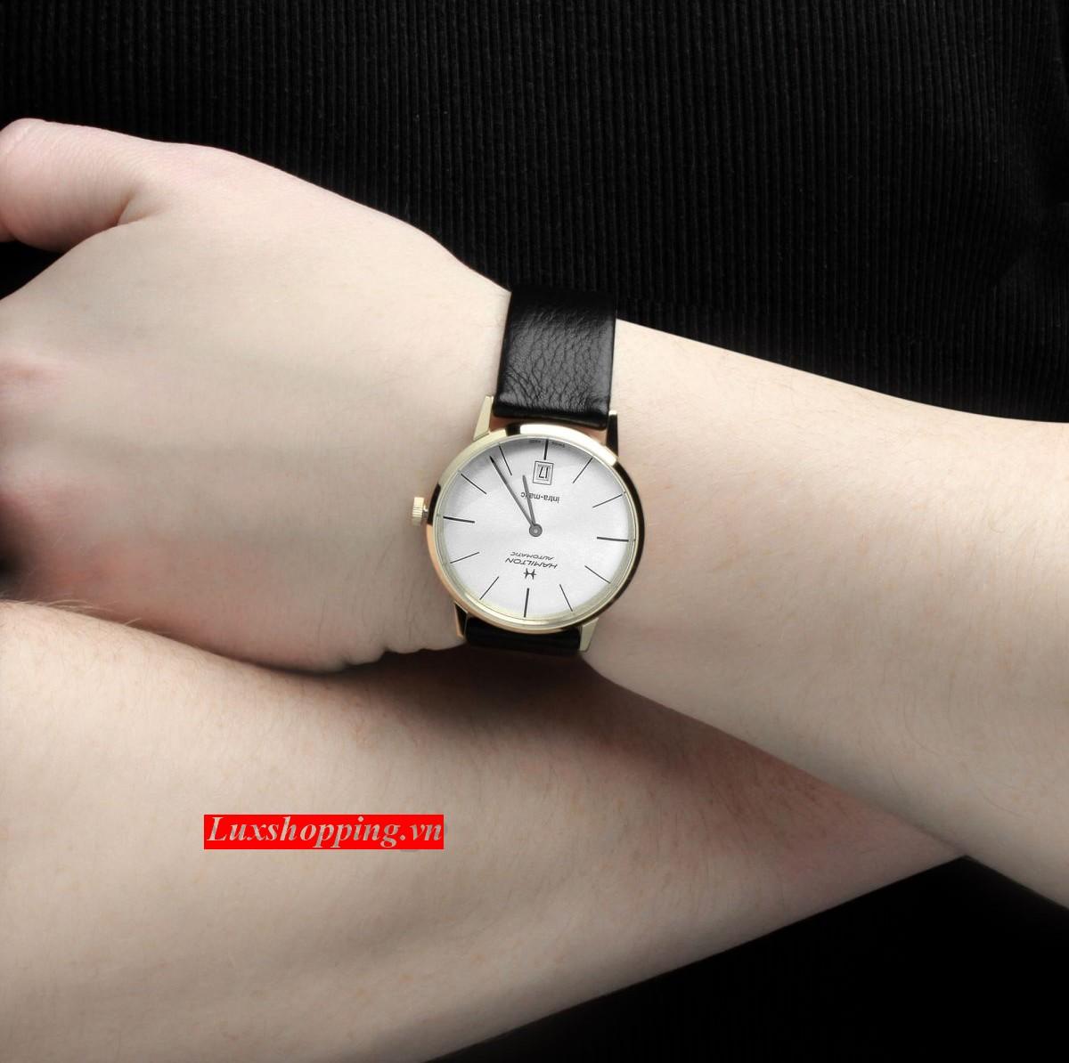 Lịch sử thương hiệu đồng hồ Hamilton - Công nghệ Mỹ chất lượng Thụy Sỹ