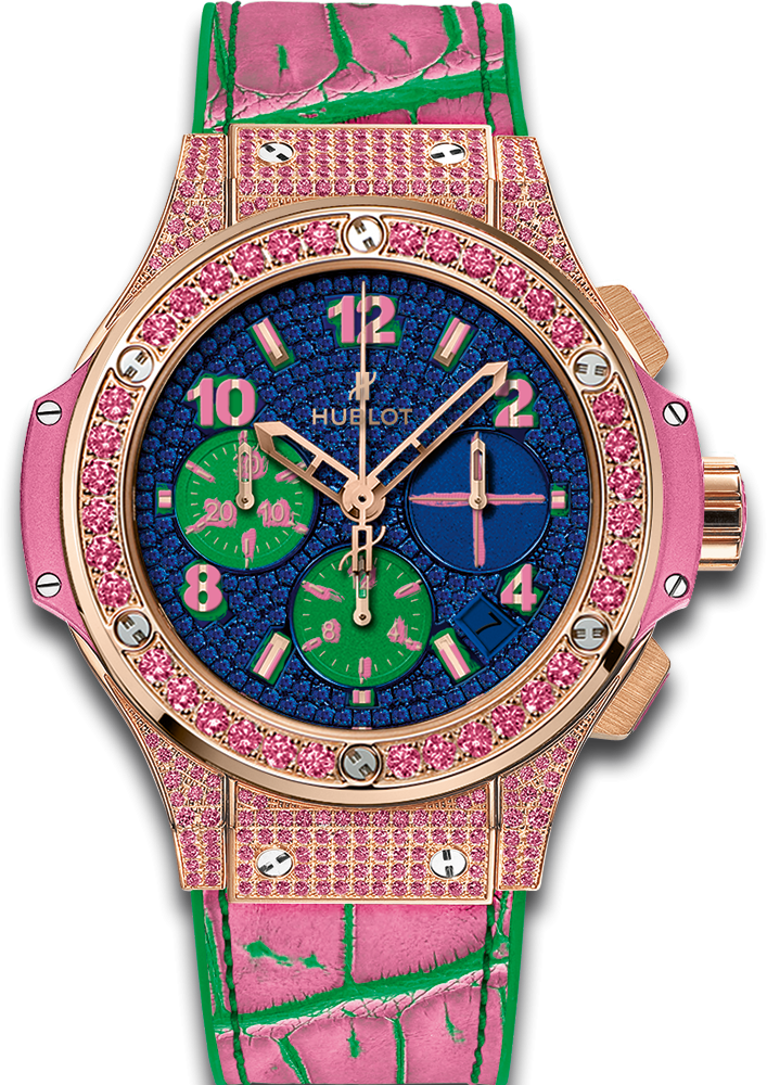 Hublot Big Bang Pop Art 341.PP.9089.LR.1633.POP15 41mm