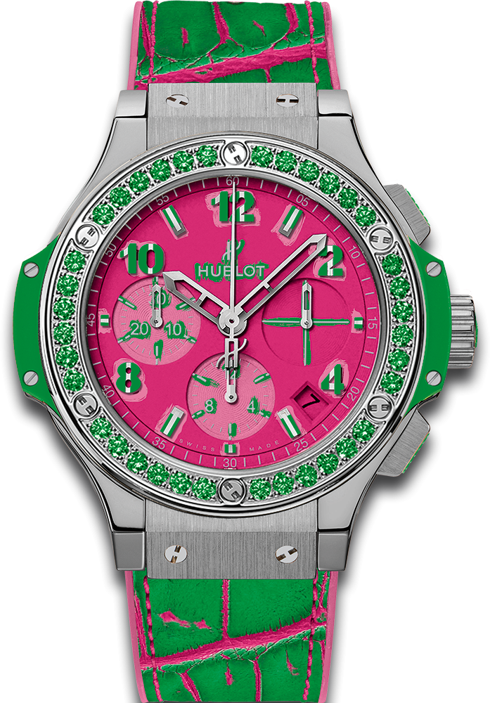 Hublot Big Bang Pop Art 341.SG.7379.LR.1222.POP15 41mm