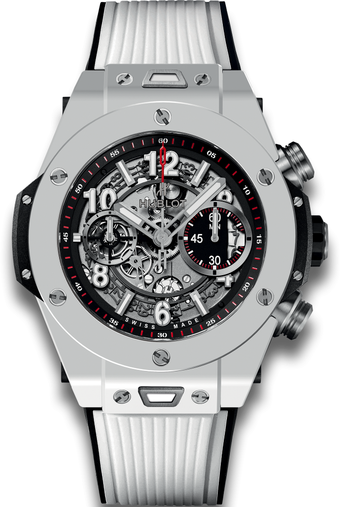 Hublot Big Bang Unico Ceramic 411.HX.1170.RX 45mm
