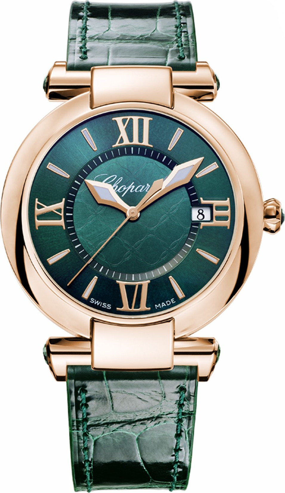 Chopard 384221-5013 IMPERIALE 18-CARAT GREEN 36MM