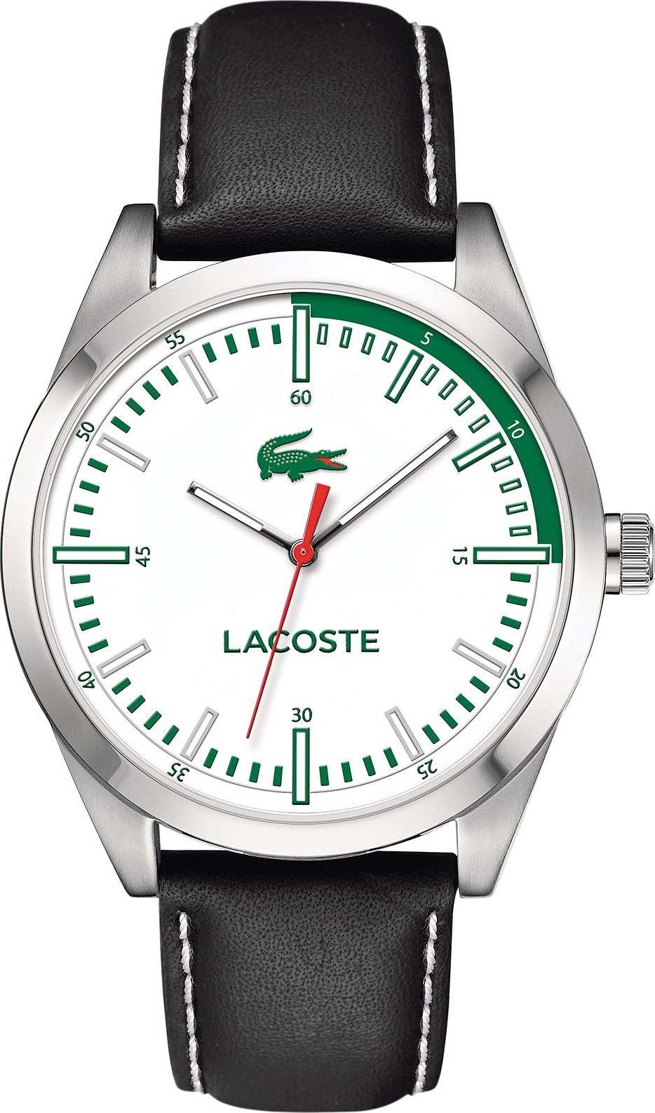 Lacoste Men's Montreal Black Watch 44mm