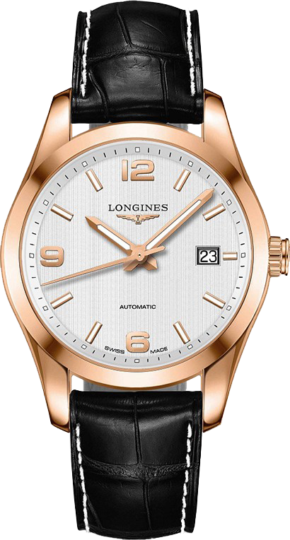 Longines Conquest L2.785.8.76.3 Watch 40mm