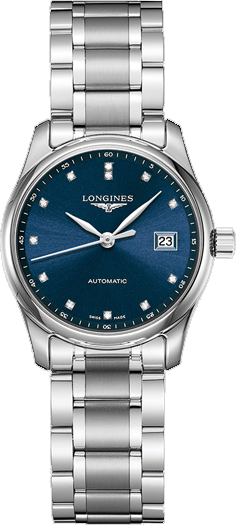 LONGINES Master L2.257.4.97.6 Automatic Watch 29mm