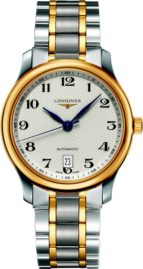 Longines Master  L2.628.5.78.7 18kt Watch 38.5mm