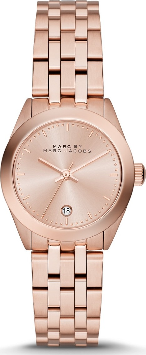 Marc Jacobs Women's Rose Gold-tone Ladies Watch  26mm