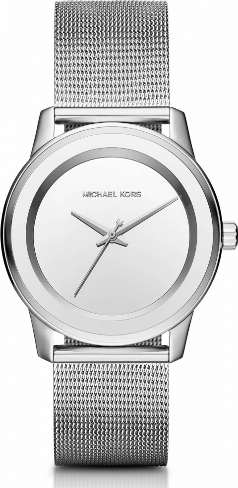 MICHAEL KORS Kinley Silver Ladies Watch 38mm