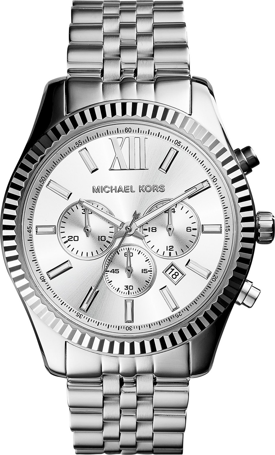 Michael Kors Lexington Chronograph Watch 45mm