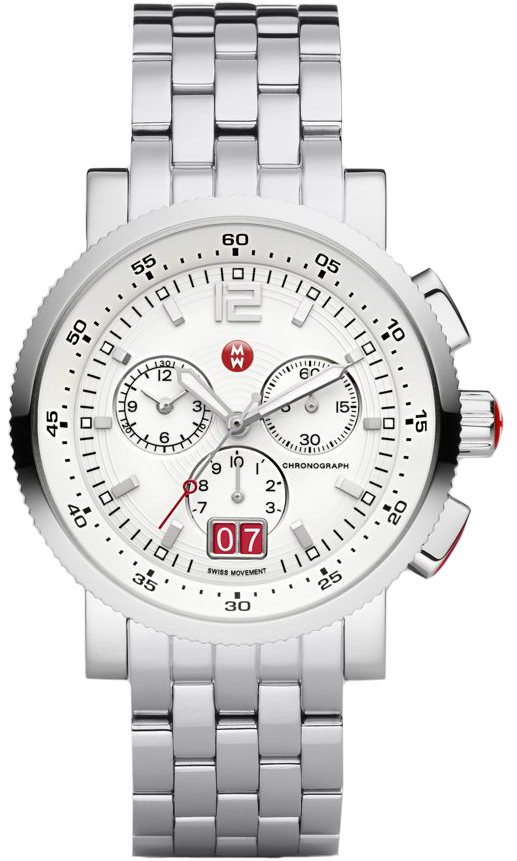 Michele Ladies Sport Sail Large watch, 42mm