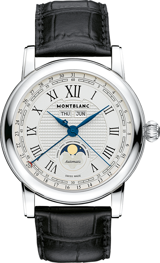 Montblanc Star 108736 Automatic Moonphase Men's Watch 42mm