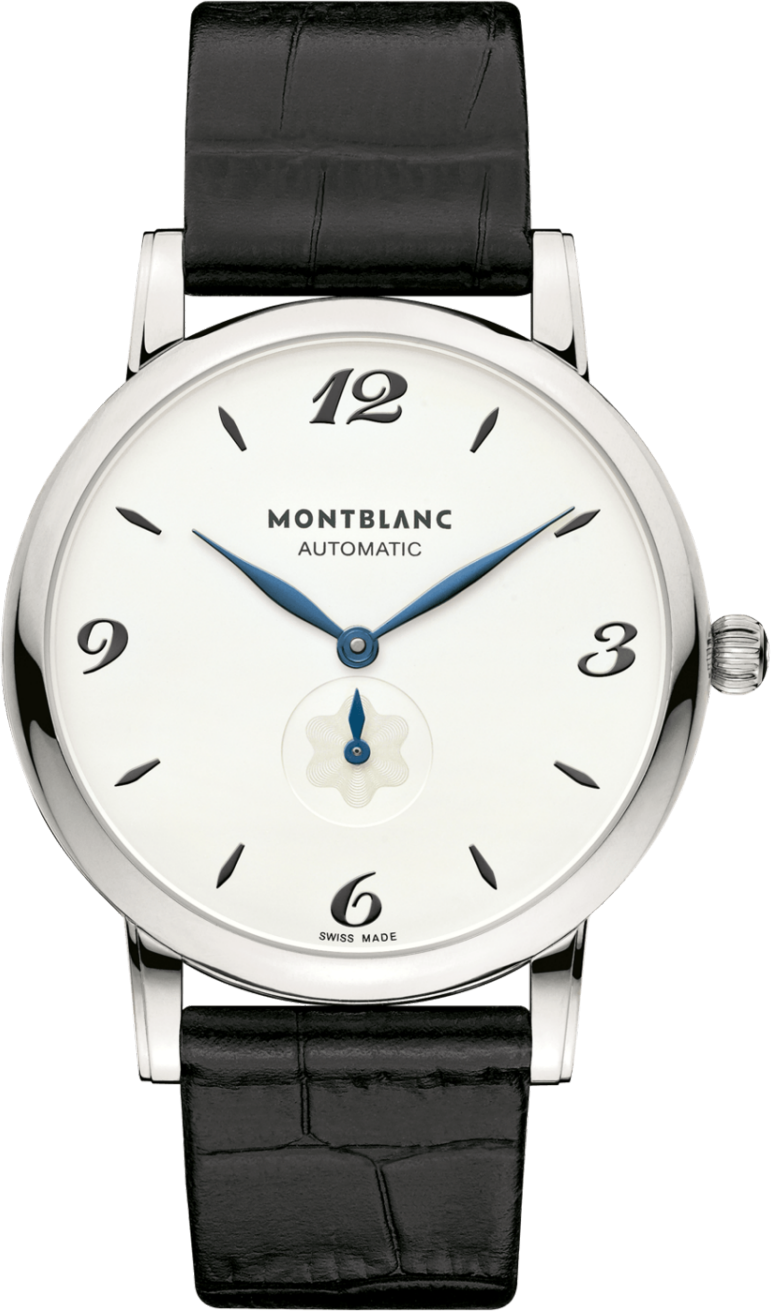 Montblanc Star Classique 107073 Automatic Alligator Strap 39mm