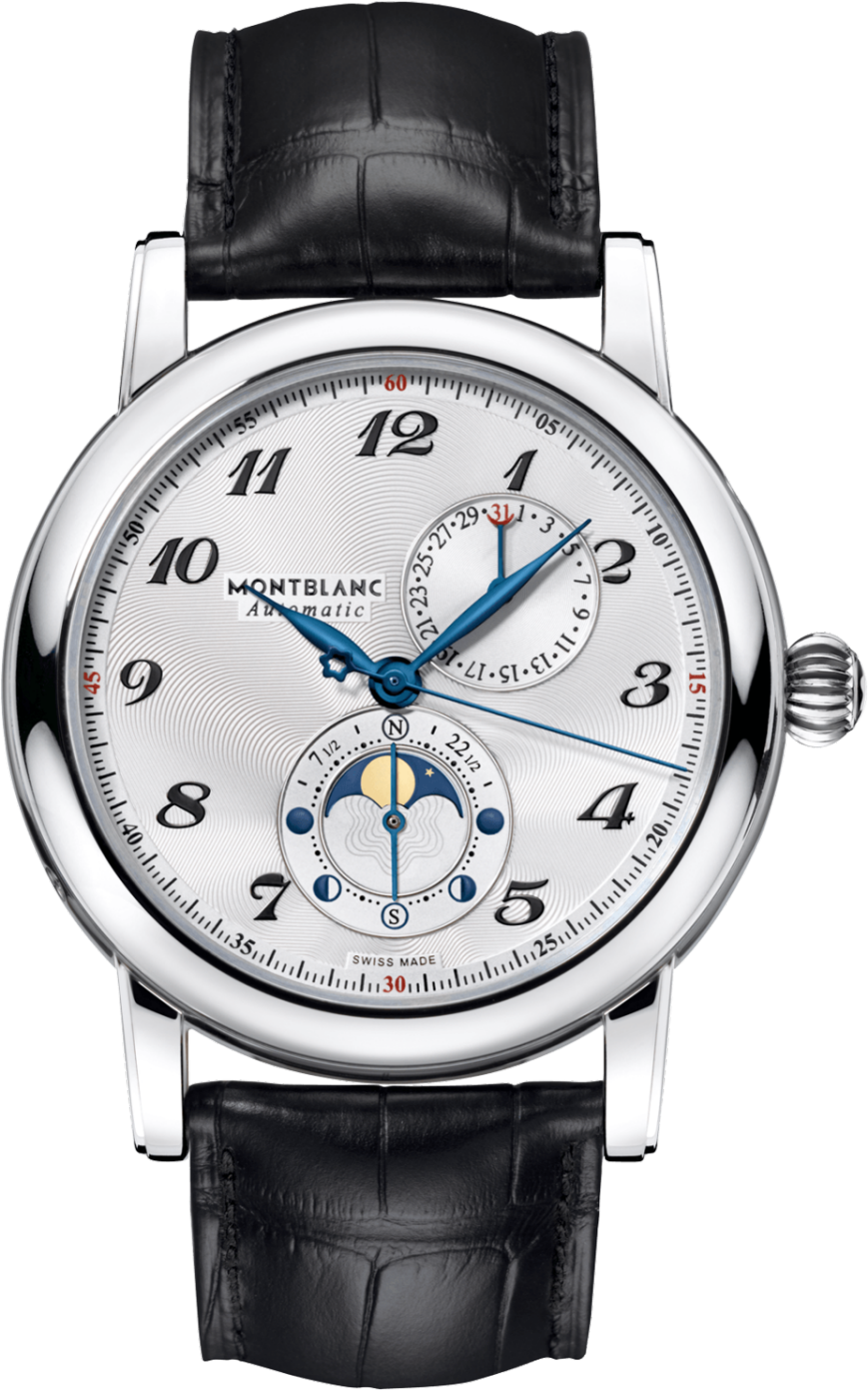 Montblanc Star 110642 Twin Moonphase Automatic 42mm