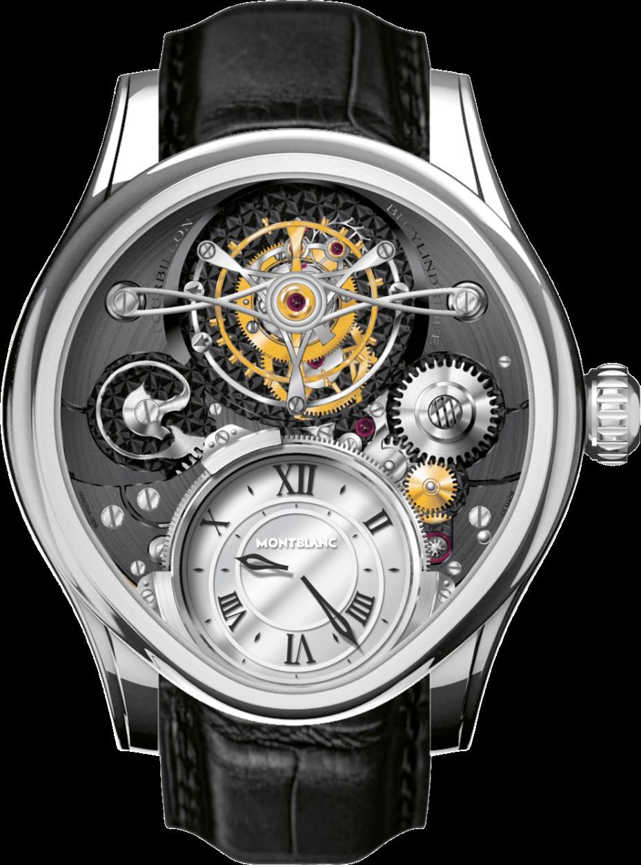 đồng hồ Montblanc tourbillon