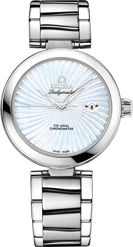 Omega 425.30.34.20.05.001 De Ville Ladymatic Watch 34mm