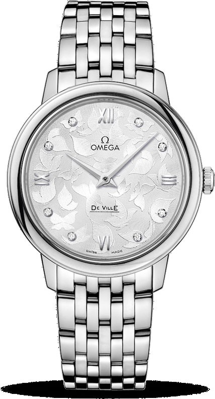 OMEGA De Ville Prestige Ladies Watch 32.7mm
