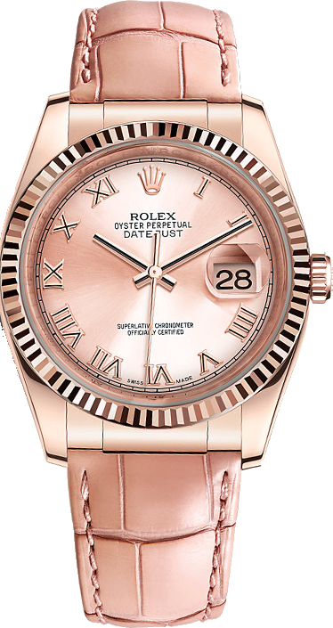 OYSTER PERPETUAL 116135 DATEJUST 36