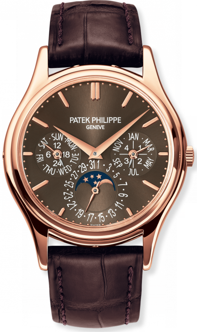 Patek Philippe 5140R-001 Men's 18k Rose Gold Auto 37.2mm
