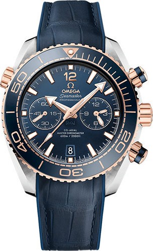 PLANET OCEAN 600M OMEGA CO-AXIAL 45.5 MM