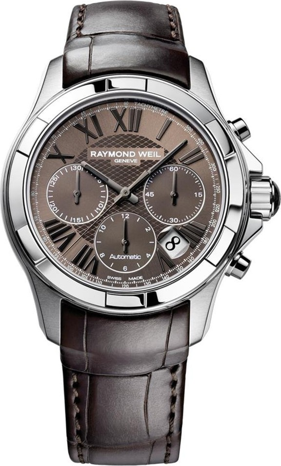 RAYMOND WEIL Parsifal Chronograph Automatic Watch 40mm