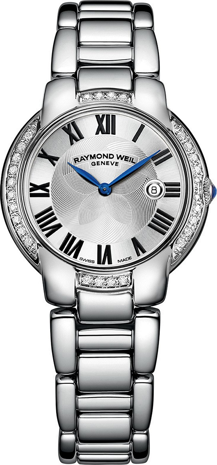 RAYMOND WEIL Jasmine Swiss Diamond Watch 35mm