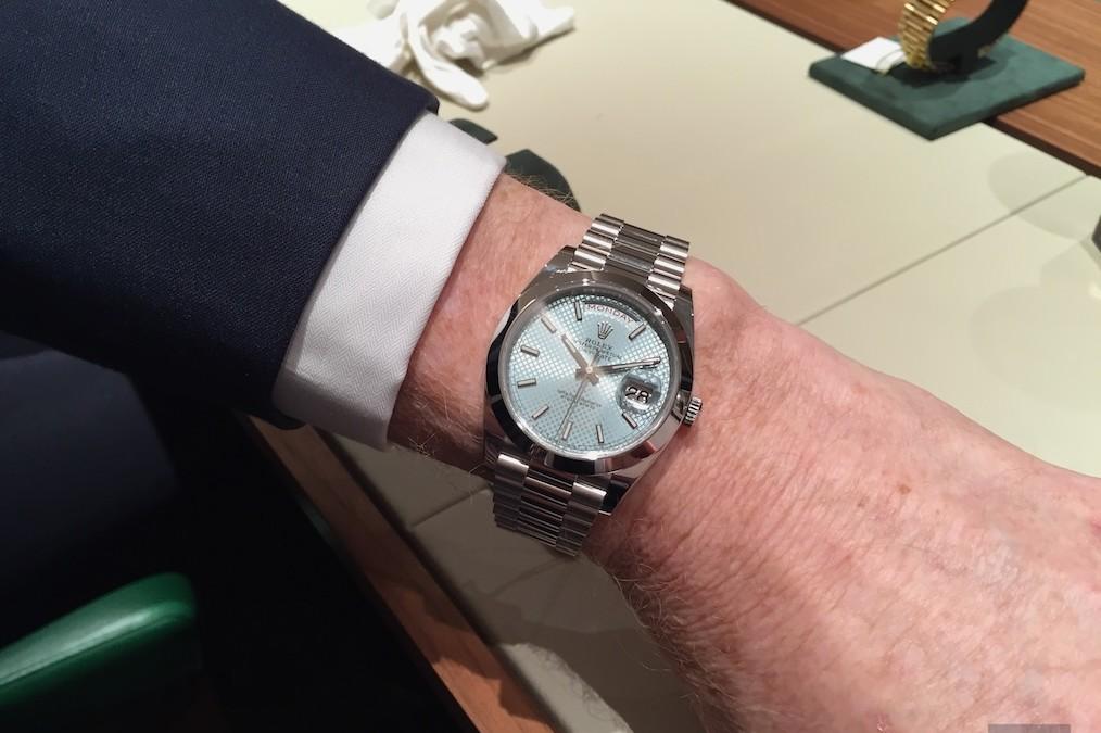 đồng hồ rolex giảm giá