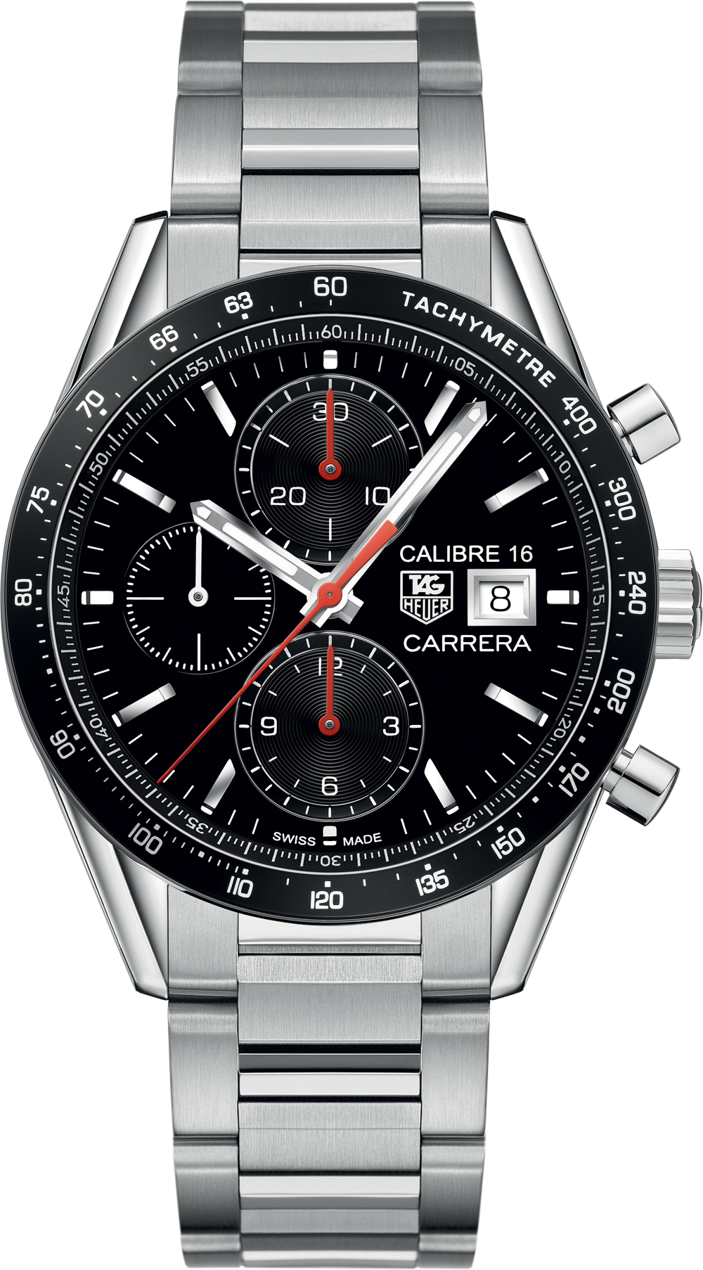 TAG Heuer CV201AK.BA0727 Carrera Calibre 16 41mm