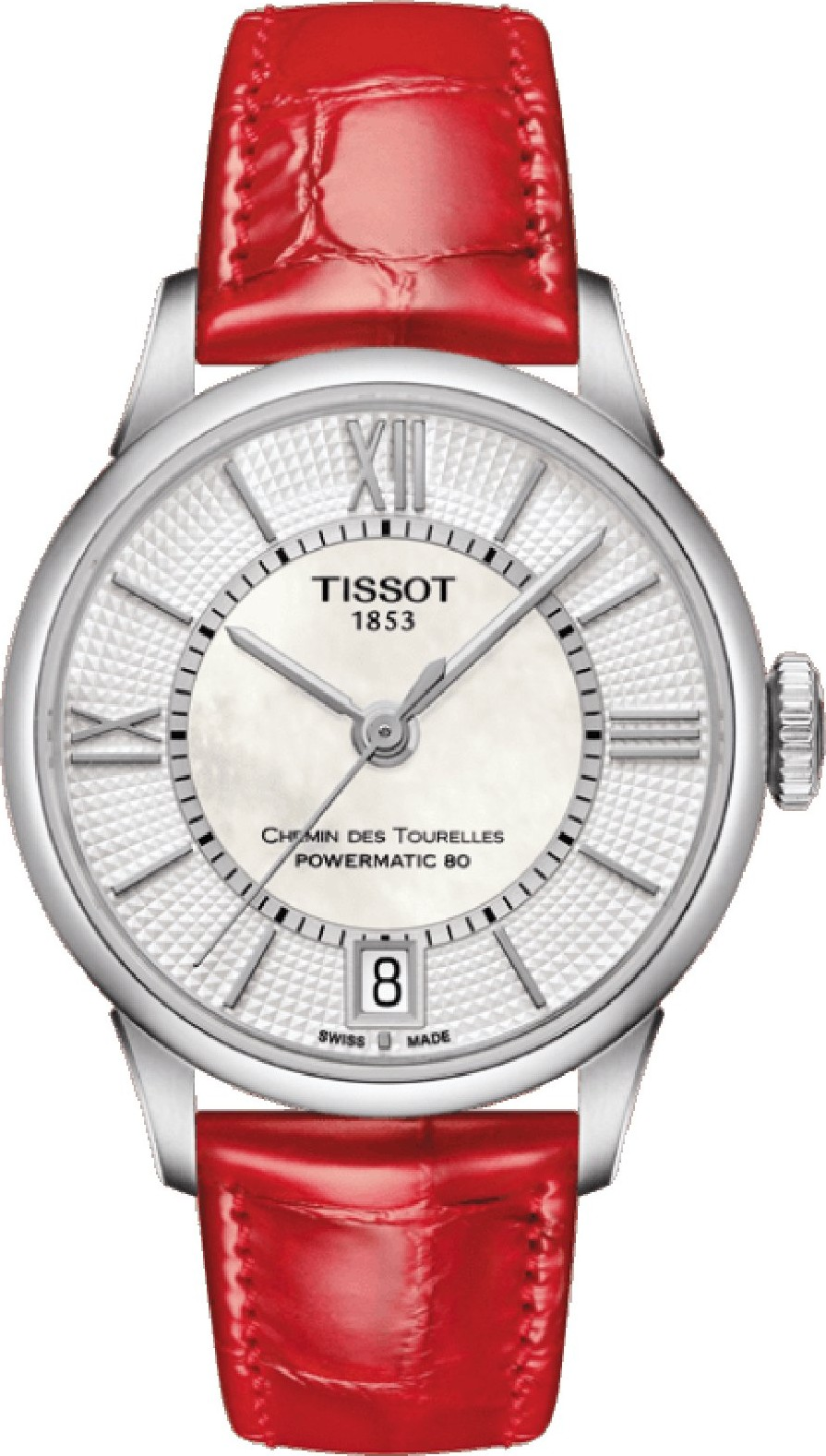 TISSOT T099.207.16.118.00 CHEMIN WATCH 32MM