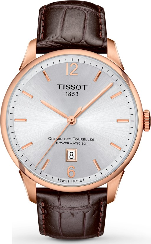 TISSOT Chemin Des Tourelles Automatic Watch 42mm