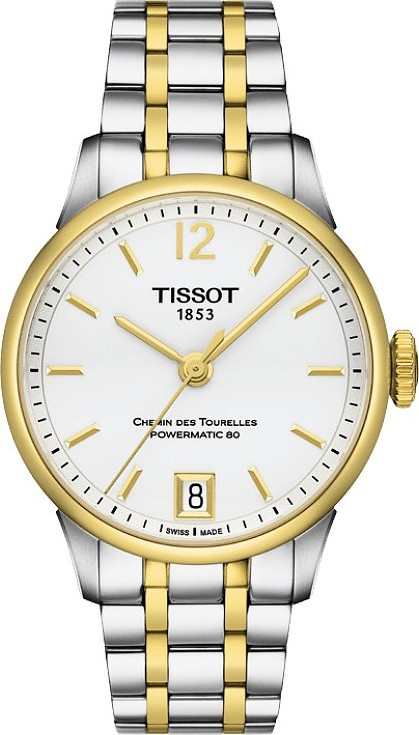 TISSOT T-Classic Chemin Des Tourelles Automatic Men's Watch 32mm