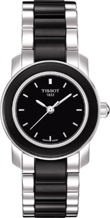Tissot T064.210.22.051.00 Cera Ceramic Watch 28mm